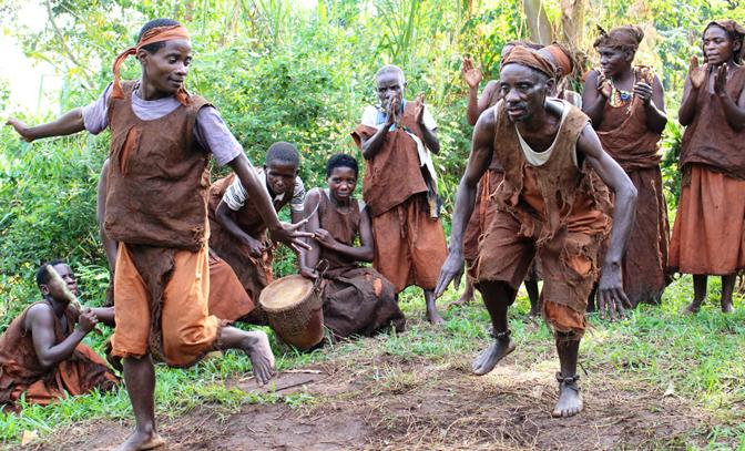 The Batwa Trail Experience