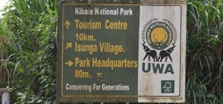 Entrance Fees for Kibale National Park 2021