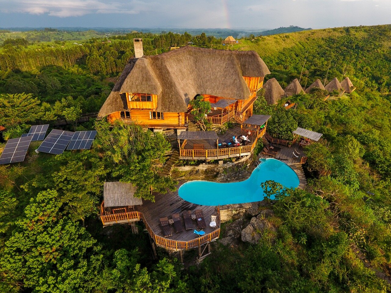 Luxury Accommodation in Kibale National Park